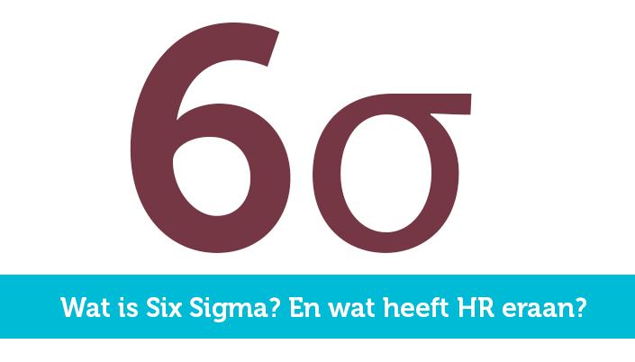 six sigma en HR
