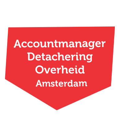 vacature account manager overheid amsterdam