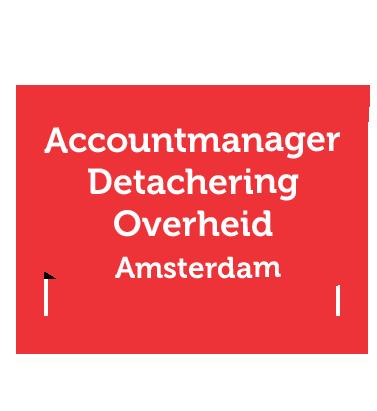 vacature account manager overheid amsterdam