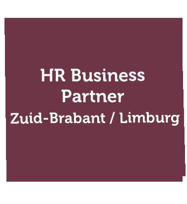 HR Business Partner zuid nederland